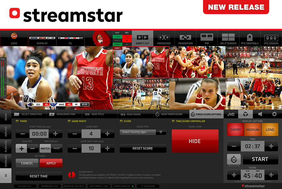 live-sports-streaming-solution