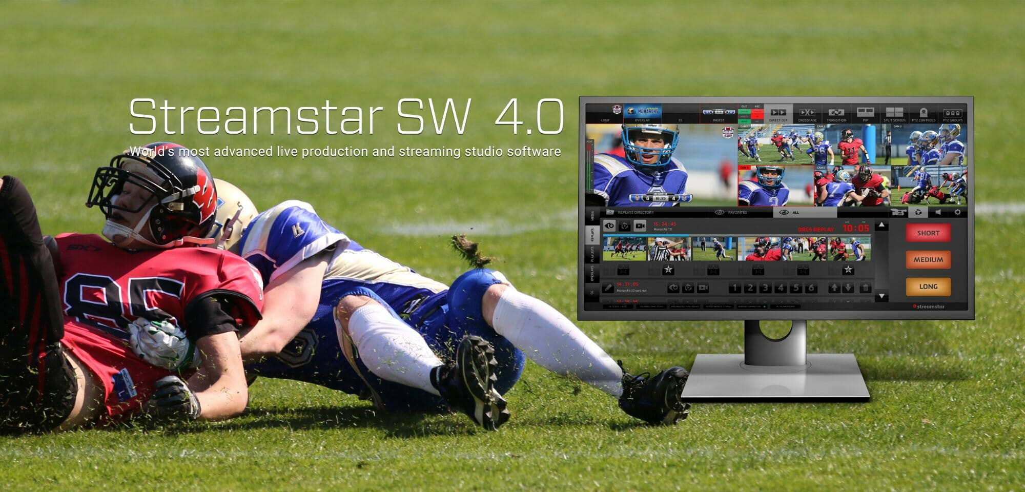 streamstar remote production
