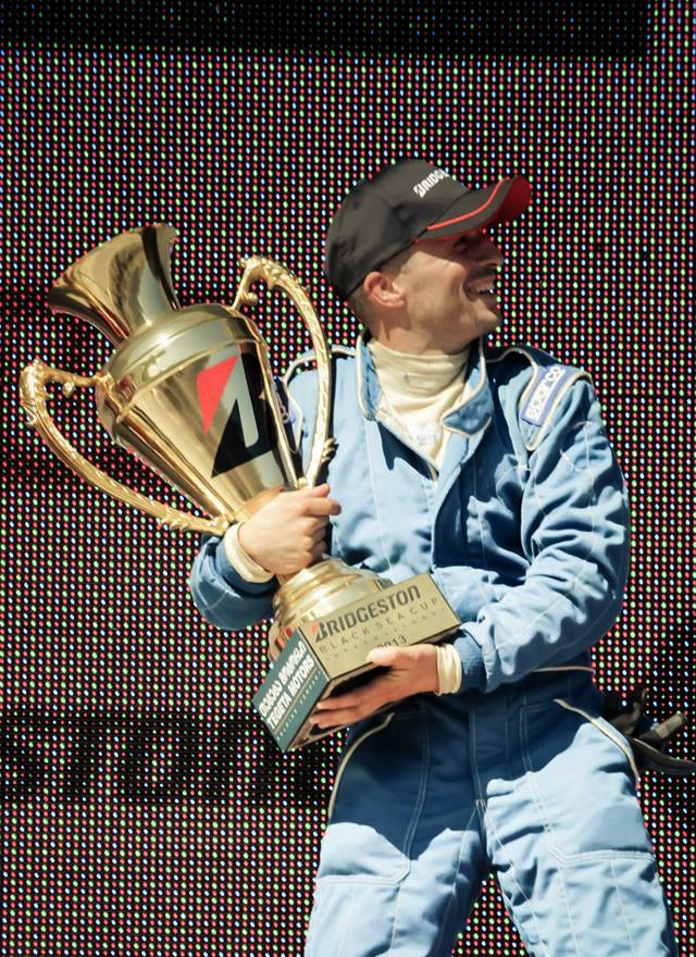 , Kudos to Streamstar from the Georgian motor sport racing legend Mevlud Meladze.