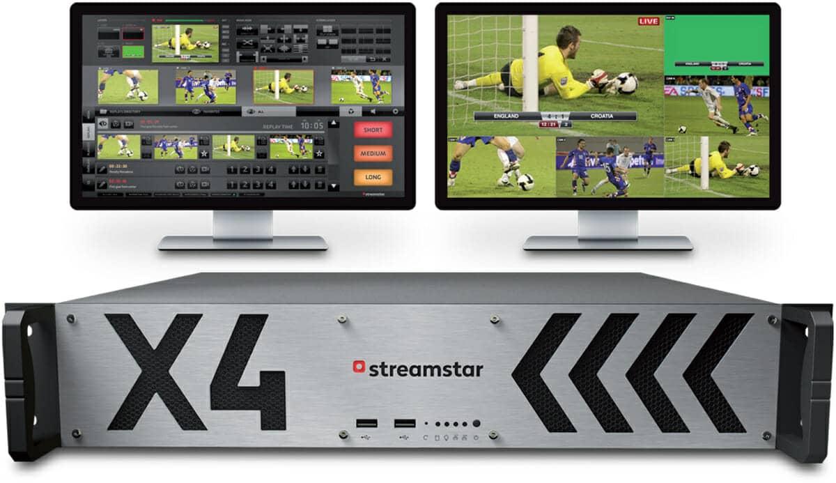 streamstar x4, Streamstar X4