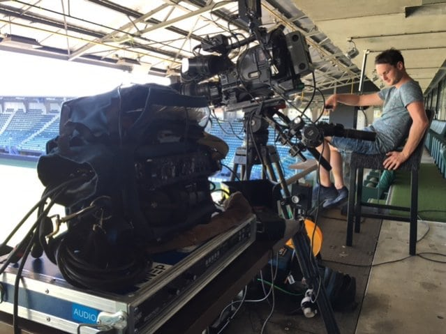 sport production, Global collaborative sports production