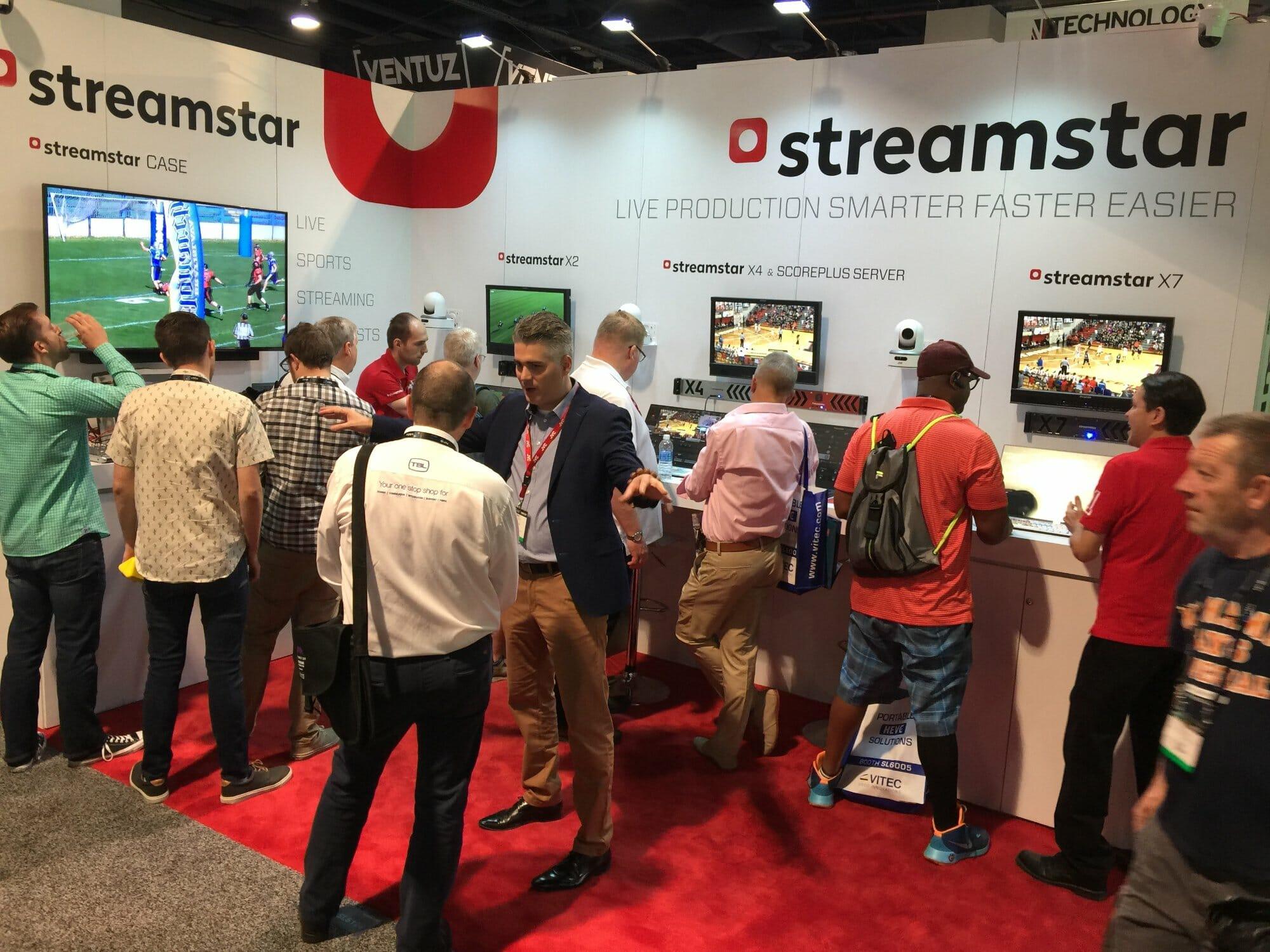 streamstar nab 2017