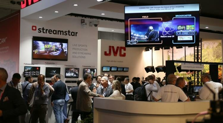 , JVCKENWOOD partnership with Streamstar