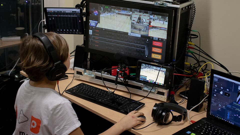 Young Streamstar operator getting into the business of live production